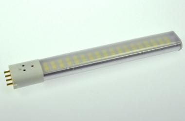 2G7 LED-Kompaktlampe 600 Lm. 230V AC neutralweiss 8W