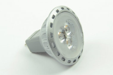 GU4 LED-Spot MR11 200 Lm. 12V AC/DC warmweiss 2,5W dimmbar DC-kompatibel