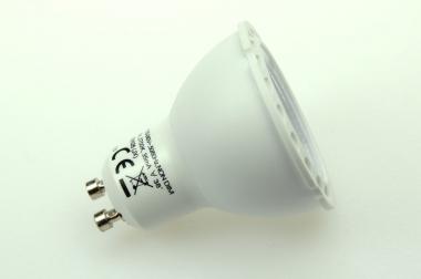GU10 LED-Spot PAR16 260 Lm. 230V AC warmweiss 3,5 DC-kompatibel