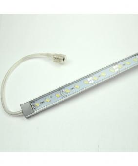 LED-Aquariumleuchte 850 Lumen 12V DC kaltweiss 15W gg. Algenwachstum DC-kompatibel