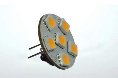 GZ4 LED-Modul 100 Lm. 12V AC/DC warmweiss 1W dimmbar DC-kompatibel