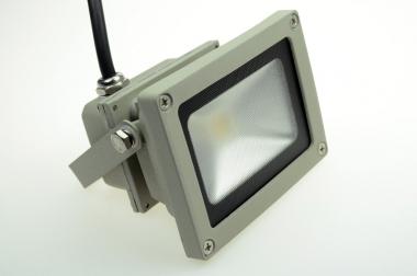 LED-Flutlichtstrahler 800 Lumen 230V AC kaltweiss 12W