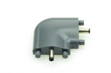 Eckverbinder rechts für Sideview-Lichtleisten