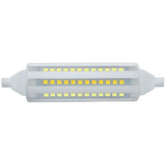 R7S LED-Stablampe 1350 Lm. 230V AC/DC kaltweiss 13 W rundabstrahlend DC-kompatibel
