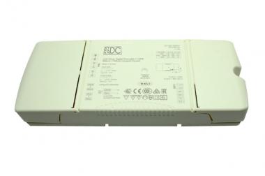 12V Mini-LED-Trafo 50W, IP44 dimmbar