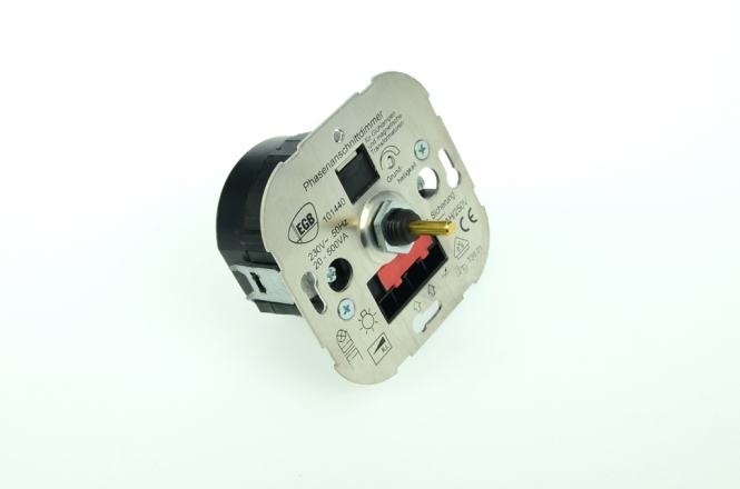 LED-Dimmer 10-500 VA 220V AC