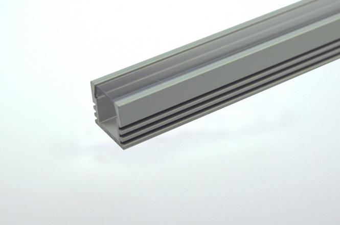 Aluprofil 1000mm x 15mm x 6mm, für 6-10mm Lichtbänder