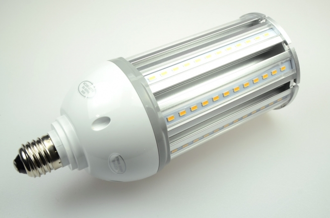 E27 LED-Tubular 3800 Lm. 230V AC kaltweiss 36W IP64