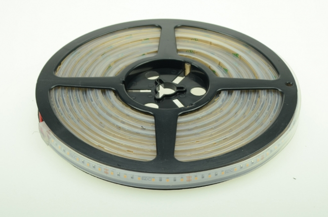 LED-Lichtband 640 Lumen 24V DC warmweiss 48W IP66, CRI>90 DC-kompatibel