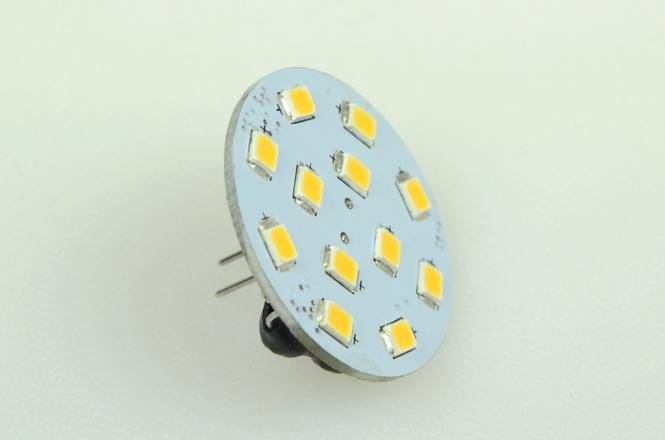 GZ4 LED-Modul 190 Lm. 12V AC/DC neutralweiss 2W CRI>90 DC-kompatibel