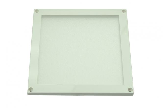LED-Panel 140 Lumen 12V DC warmweiss 3W DC-kompatibel