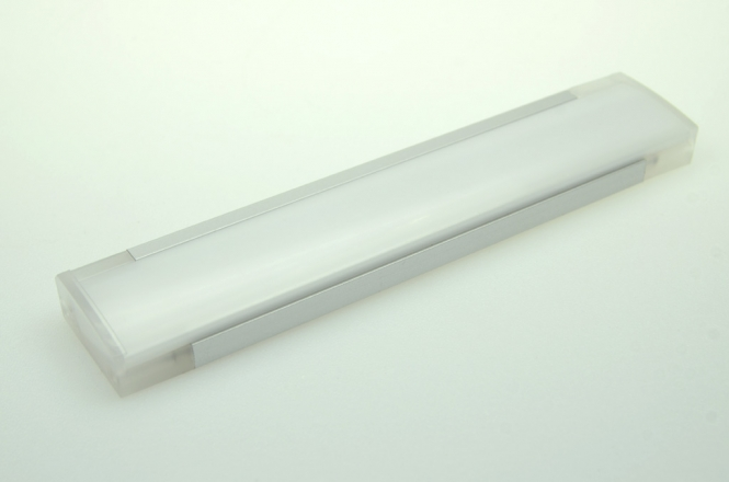 LED-Lichtleiste 180 Lumen 12V DC warmweiss 3W Sideview DC-kompatibel