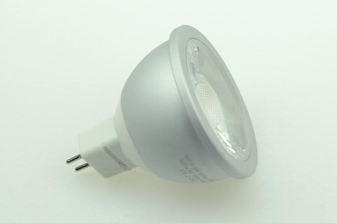 GU5.3 LED-Spot PAR16 380 Lm. 12V AC/DC warmweiss 6W dimmbar, CRI>90 DC-kompatibel