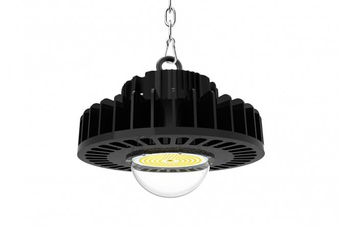 LED-Hallentiefstrahler 24000 Lumen 230V AC kaltweiss 200 W flimmerfrei