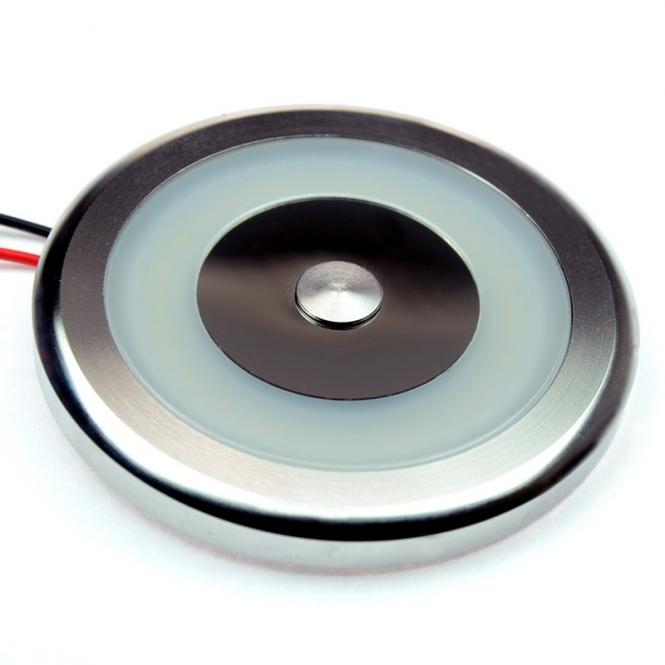 LED-Aufbauleuchte 175 Lumen 10-30V DC warmweiss 3W DC-kompatibel