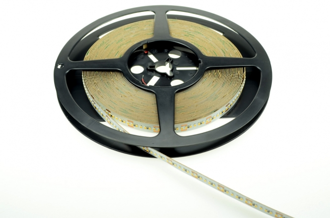 LED-Lichtband 810 Lumen 24V DC warmweiss 10W/m dimmbar, CRI>90 DC-kompatibel