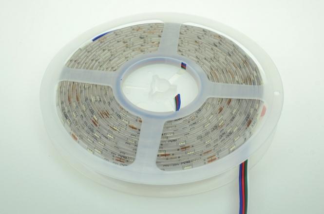LED-Lichtband 210 Lumen 24V DC RGB 36W Seqeunz +GRB DC-kompatibel