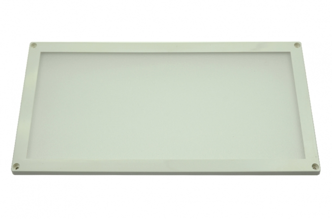 LED-Minipanel 330 Lumen 12V DC warmweiss 6W DC-kompatibel
