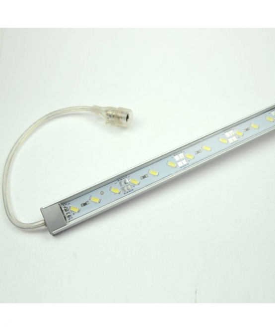 LED-Aquariumleuchte 540 Lumen 12V DC kaltweiss 9W gg. Algenwachstum DC-kompatibel
