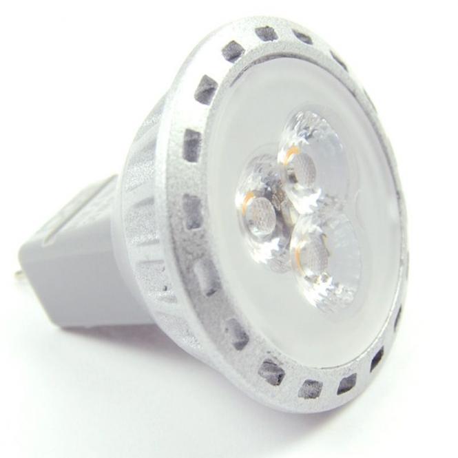 GU4 LED-Spot MR11 210 Lm. 12V DC neutralweiss 2,5W dimmbar DC-kompatibel