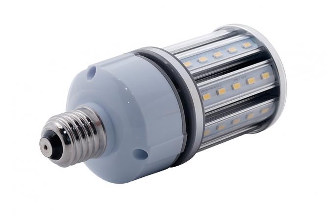 E27 LED-Tubular 1950 Lm. 230V AC/DC warmweiss 15 W IP64 DC-kompatibel