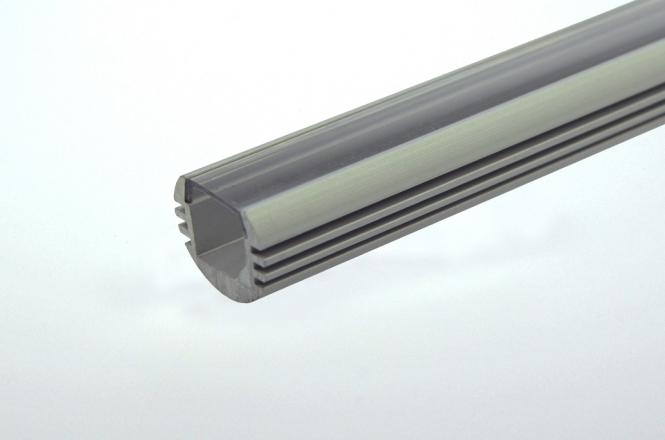 Aluprofil 500mm x 16mm x 12mm, für 6-10mm Lichtbänder