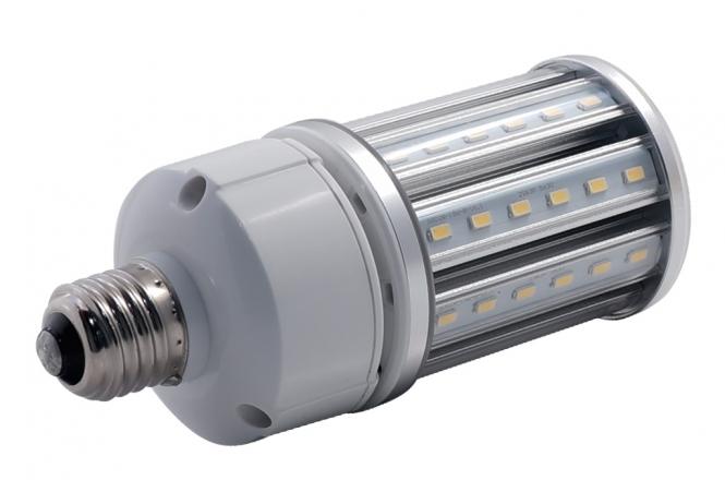 E27 LED-Tubular 2470 Lm. 230V AC/DC warmweiss 19 W IP64, 4KV, AC/DC DC-kompatibel