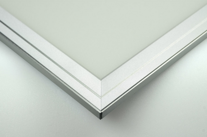 LED-Panel 1500 Lumen 230V AC kaltweiss 20W Einbaupanel