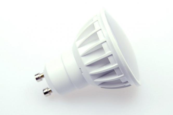 GU10 LED-Spot PAR16 210 Lm. 230V AC RGB/warmweiss 4 W RGBW Funktion