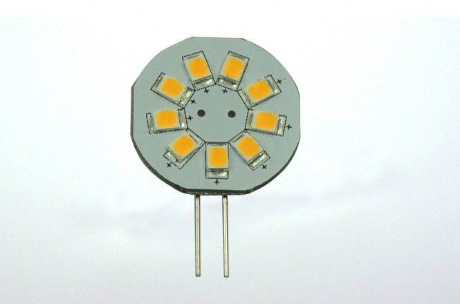 G4 LED-Modul 120 Lm. 12V AC/DC warmweiss 1,5W dimmbar DC-kompatibel