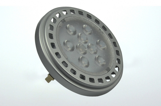 G53 LED-Spot AR111 720 Lm. 12V AC/DC warmweiss 11W - DC-kompatibel