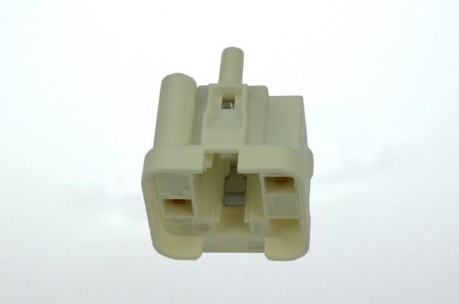 LED-Halter für Kompaktleuchtstofflampe G24, weiß